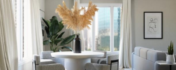 Maak je huis winterklaar met isolerende gordijnen