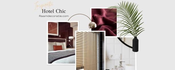 Woontrends 2021: een hotel chic slaapkamer