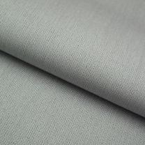 vouwgordijn op maat soft stofdetail ivoorkleurig