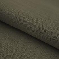 vouwgordijn op maat transparant weave stofdetail goudgeel