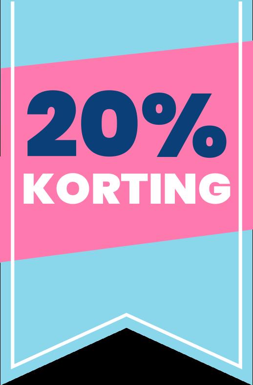 20% SALE Korting vtwonen