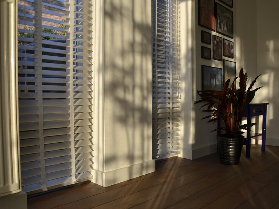 inspiratie raamdecoratie inspiratie houten jaloezie