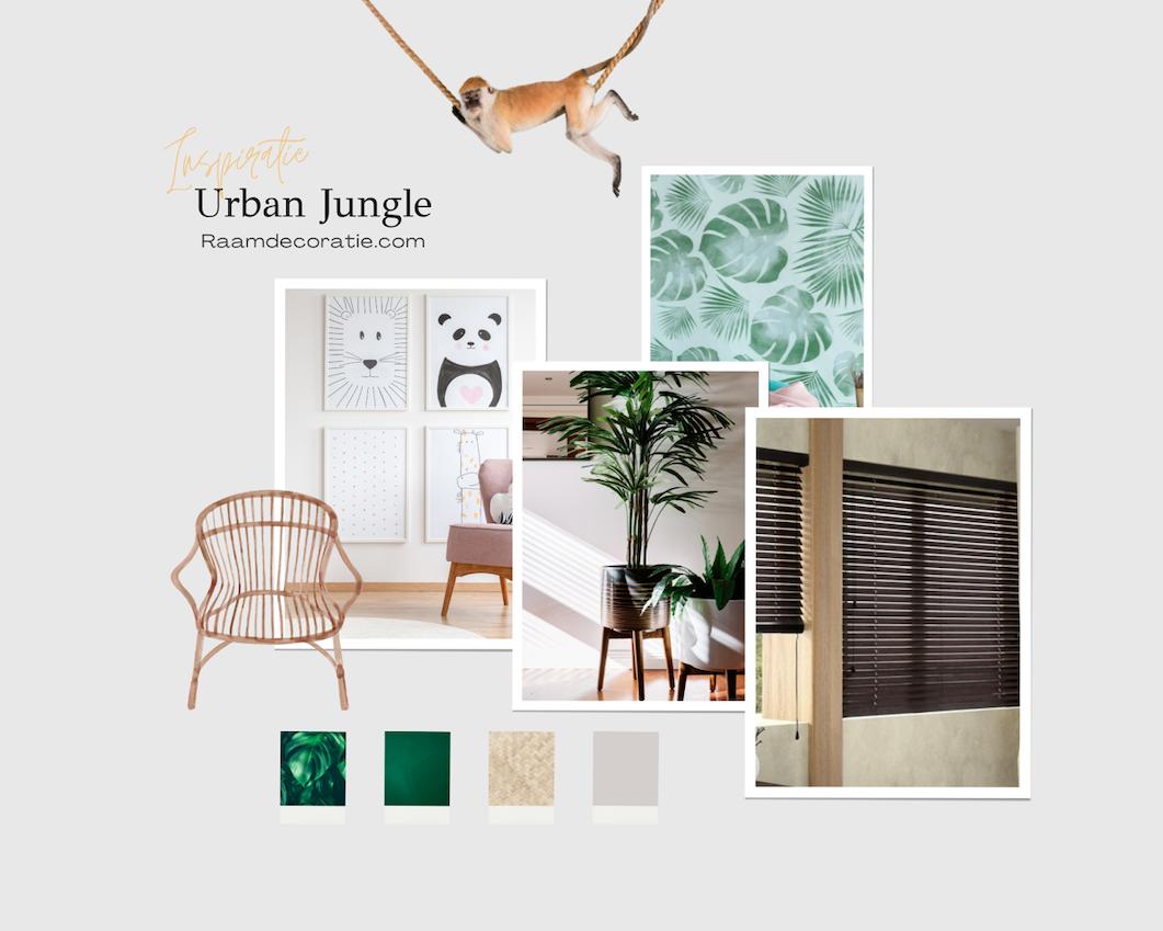 kinderkamer trend urban jungle