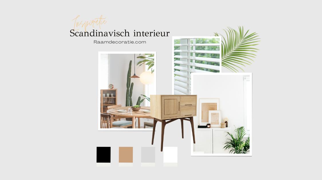 afbeelding scandinavisch interieur inspiratie