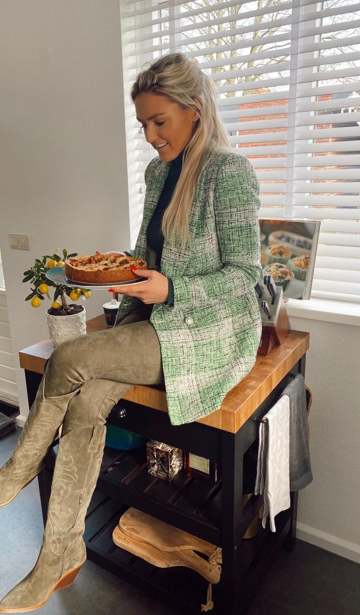 arielle danique jaloezie taart