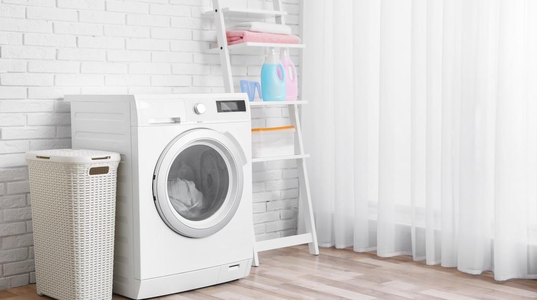 gordijnen wassen