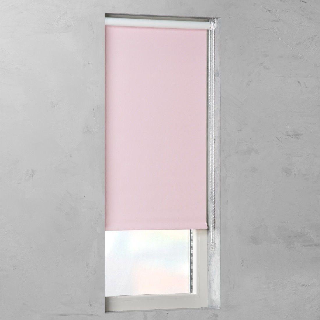 roze rolgordijnen