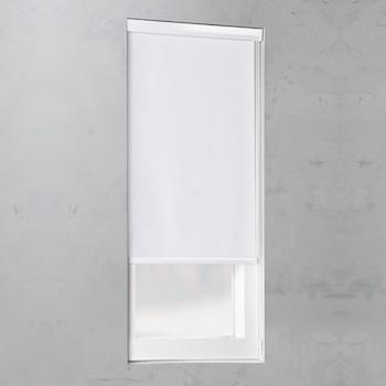 raamdecoratie zonder boren rolgordijn populair